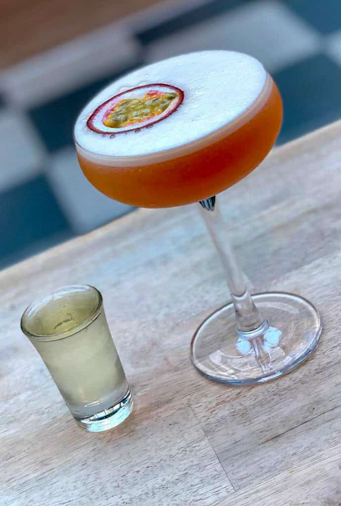 Gin Bar ar The Court Yard Deal Kent CT14